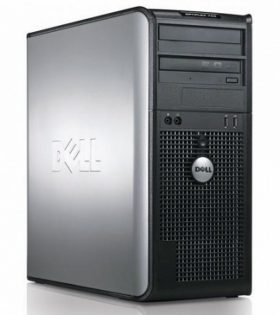 DELL GX-280 MINI TOWER