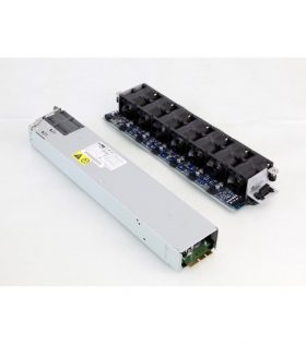 Apple Array Fan and power supply for xserve main board