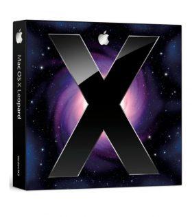 MAC OSX 10.5