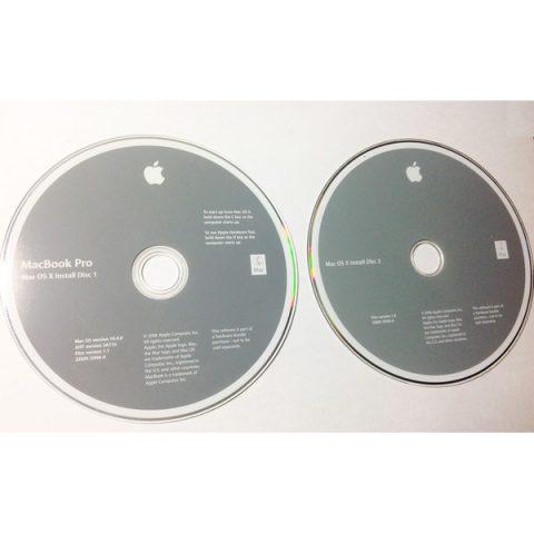 Macbook pro OSX 10.4.8