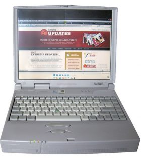 Toshiba Satellite 4020CDT