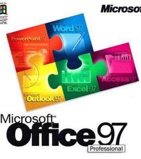 Microsoft Office 97 Professionnel